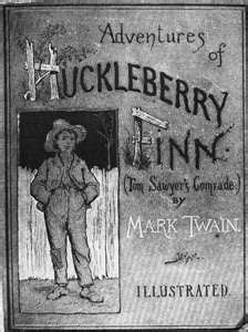 The Adventures of Huckleberry Finn Guide - Home