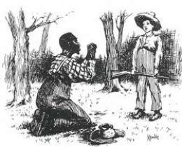 Quote Analysis - The Adventures of Huckleberry Finn